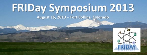 Friday Symposium header